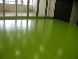 műgyanta padlóburkolatok készítése